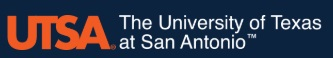 The University of Texas at San Antonio logo and website link