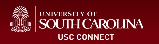 USC Connect/University of South Carolina Logo