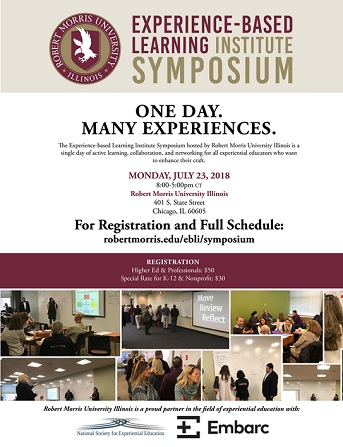 Robert Morris University Experience-based Learning Institute Symposium
